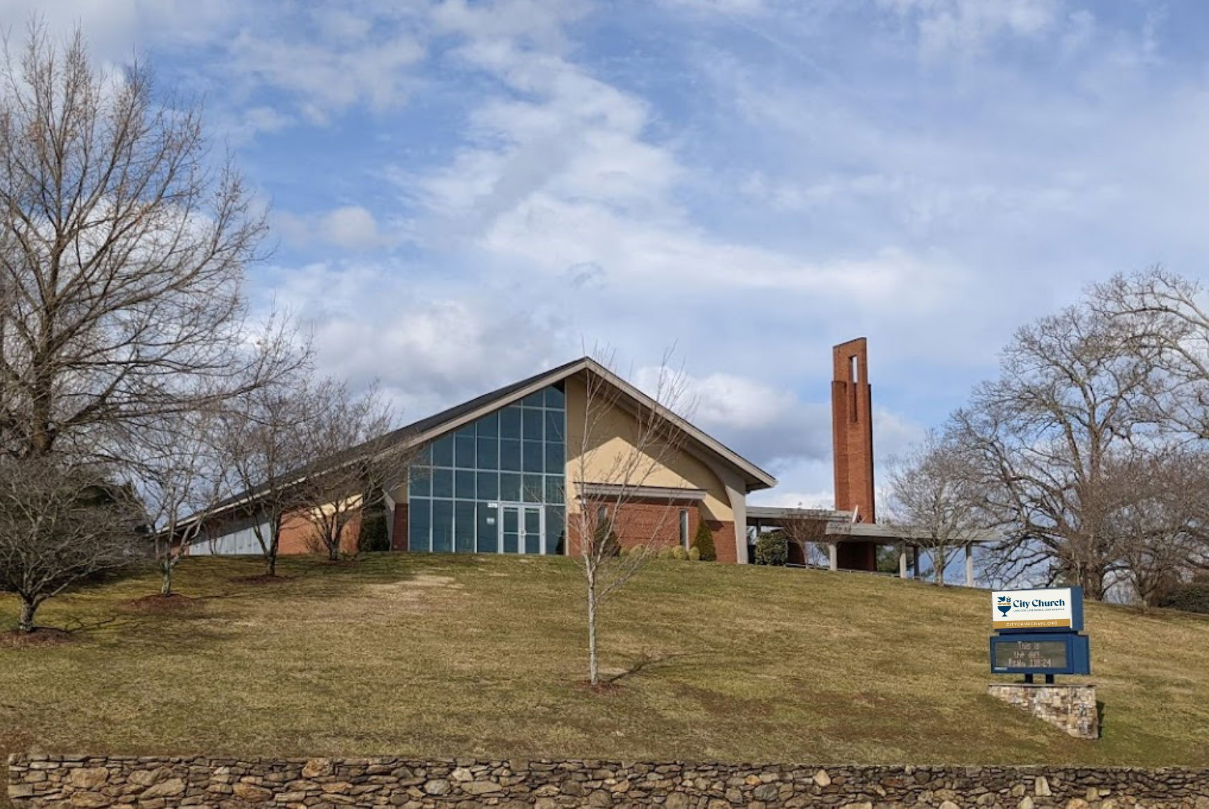 City Church of Asheville meeting at Foster SDA Church on Sundays at 10 a.m.